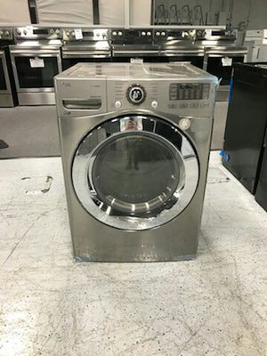 LG Stainless Steel Dryer for Sale in St. Louis, MO