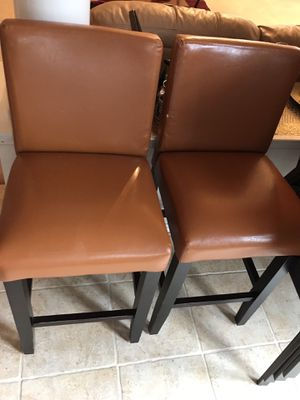 Counter stools - set of 2 for Sale in Ashburn, VA