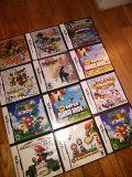 Nintendo DS EMPTY CASES WITH MANUALS for Sale in MONTGOMRY VLG, MD