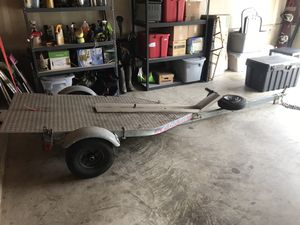 Motorcycle trailer for Sale in Fort Belvoir, VA