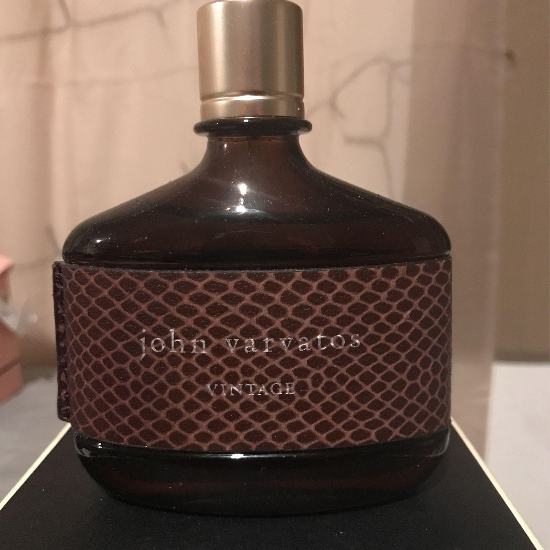 John Varvatos men's cologne 2.5 ounce
