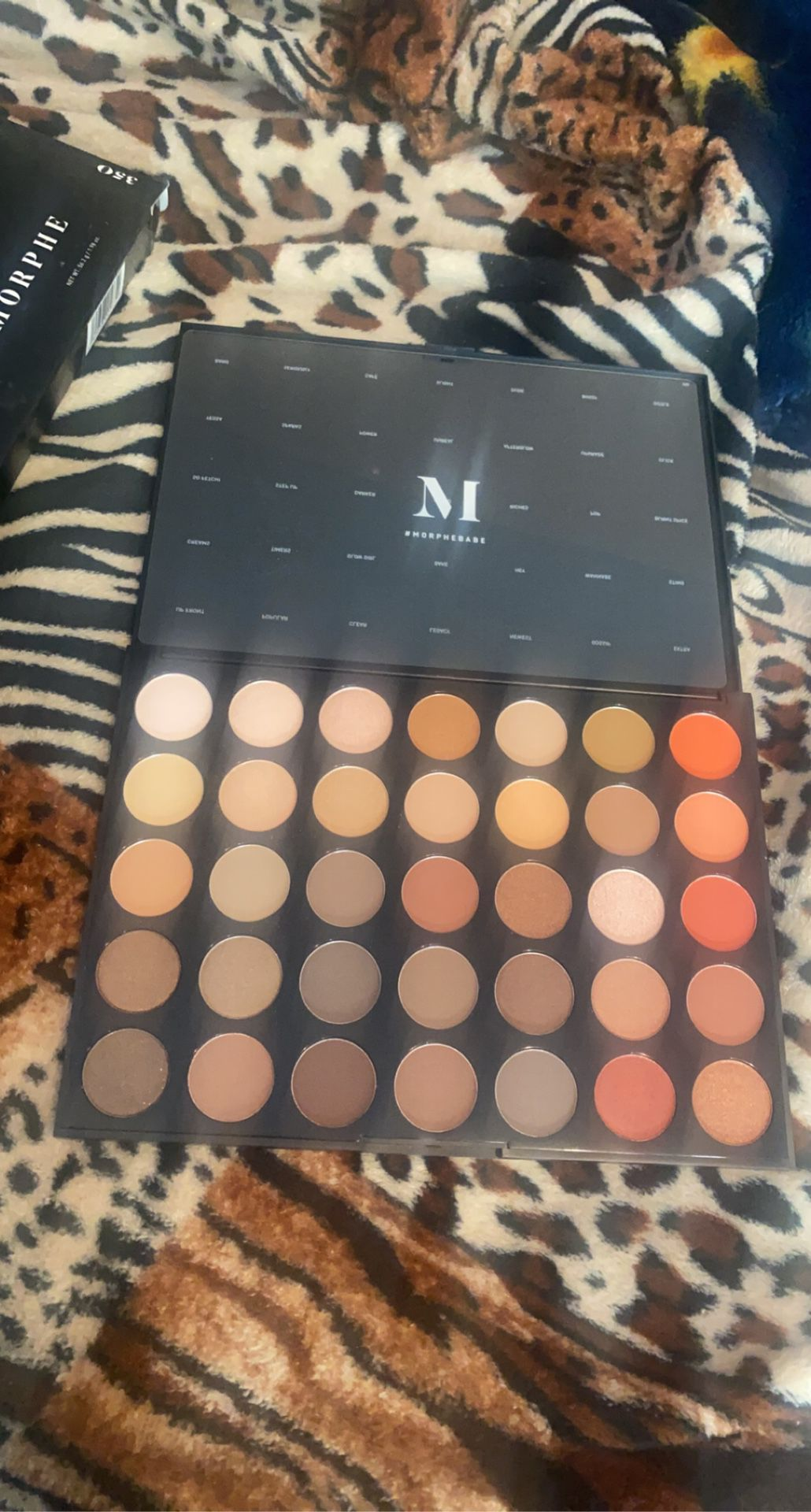 Morphe Eyeshadow Palet