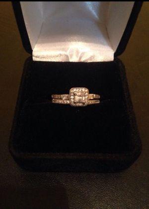 1 karat ring set for Sale in Richmond, VA