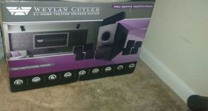Home theater speakers for Sale in Rockville, MD