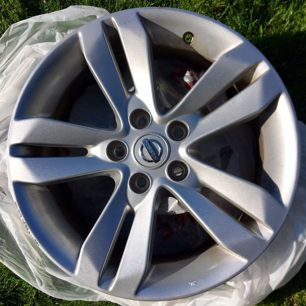 "Pleasanton Toyota: 5x114.3 17"" OEM Rims / Wheels Nissan Maxima Altima For"