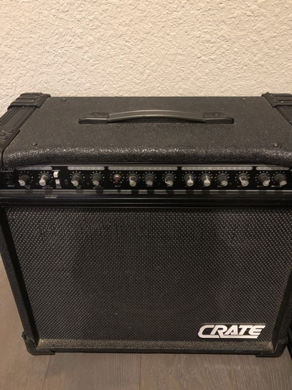 Crate GT-80 classic tube hybrid amp! for Sale in Scottsdale, AZ - OfferUp