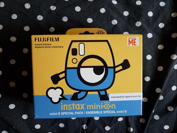 Minion Camera App : New instax minion camera for sale in fresno ca offerup