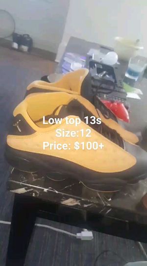 Air Jordan Low Top Retro 13s for Sale in Pittsburgh, PA