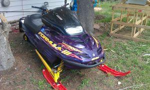 00 Skidoo formula 700 triple for Sale in Denver, CO