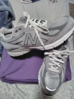 New balance grey 990v4 for Sale in Oxon Hill, MD