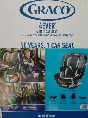Graco 10 4 Ever Car Seat Retail Is Almost 40000 For Sale In St