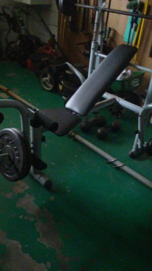 Weight set for Sale in Tampa, FL