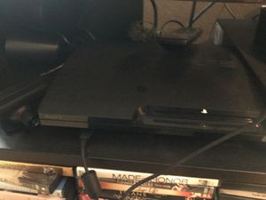 Playstation 3 (w/Move wand/camera + sports champions and zumba) for Sale in Los Angeles, CA