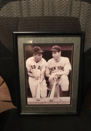 Ted Williams and Joe Dimagio for Sale in Vienna, VA