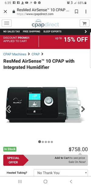 New and Used Cpap machines for Sale in Nashville, TN - OfferUp