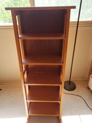 Book shelf for Sale in Silver Spring, MD