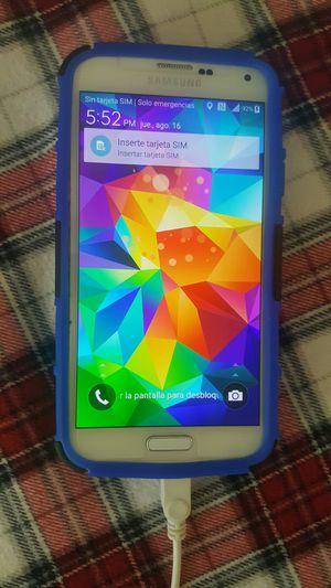 Samsung Galaxi s5 timobile desbloqueado for Sale in Herndon, VA