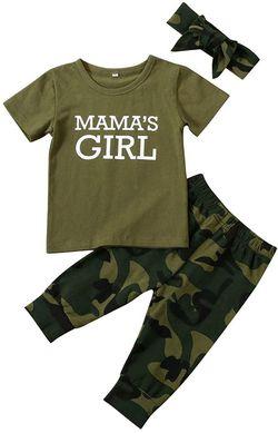 0-6 months baby mama's girl Thumbnail