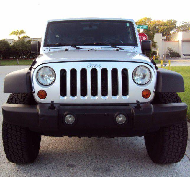 For'Sale'2007 Jeep Wrangler'URGENT
