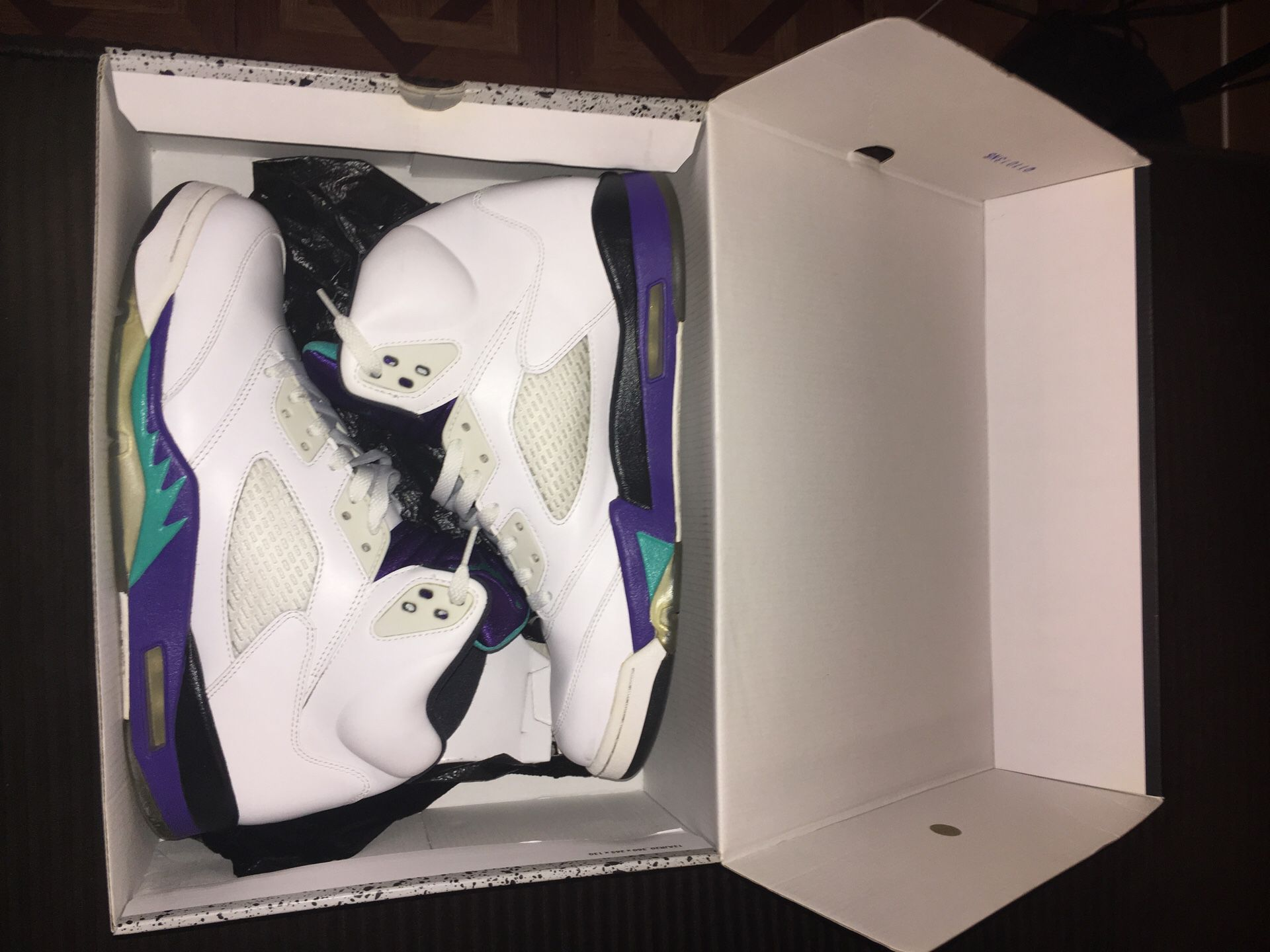 Grape 5's