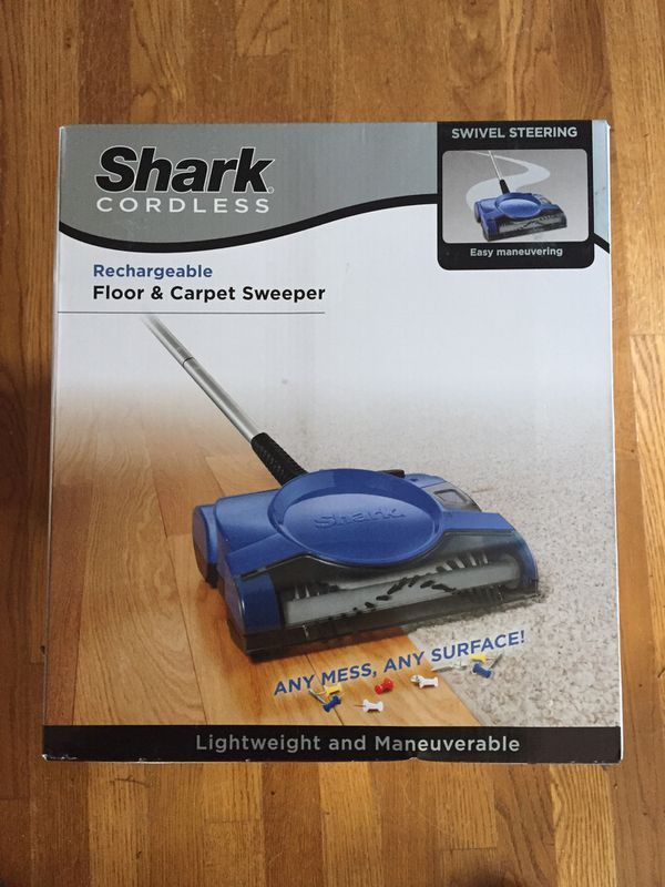 Shark Cordless Floor Carpet Sweepers Carpet Vidalondon
