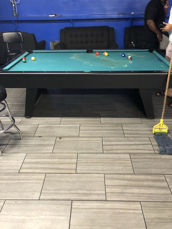 Olio Pool Table For Sale In Dallas TX OfferUp - Olio pool table