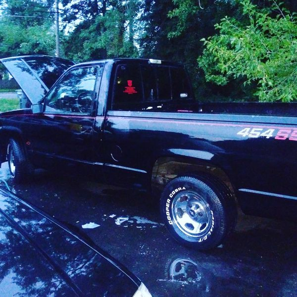 1990 Chevy Silverado 454 SS for Sale in Catonsville, MD - OfferUp