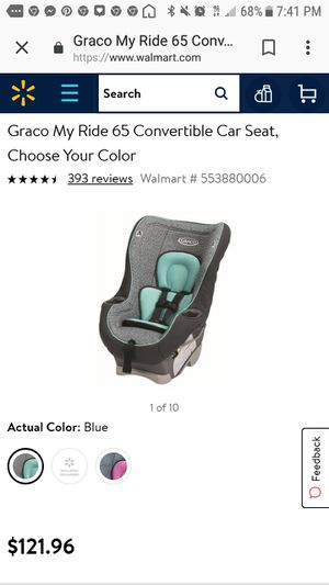 Brand New Graco Convertible car seat for Sale in Greensboro, NC