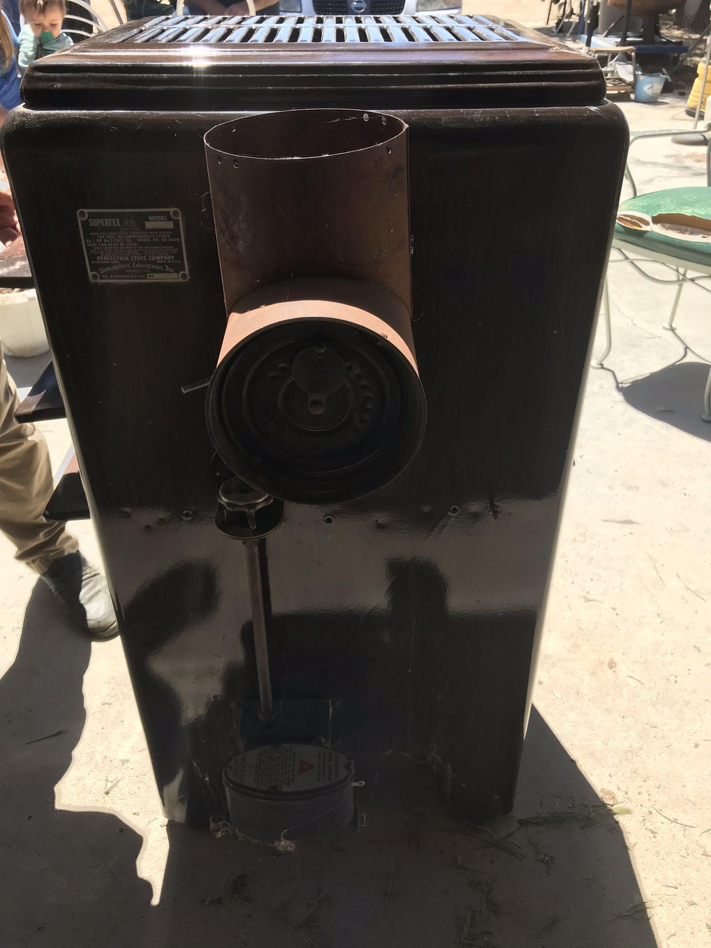 Superfex Heater