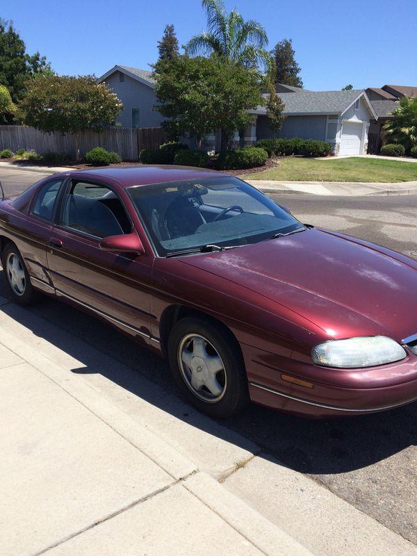 1996 chevy monte carlo z34 transmission