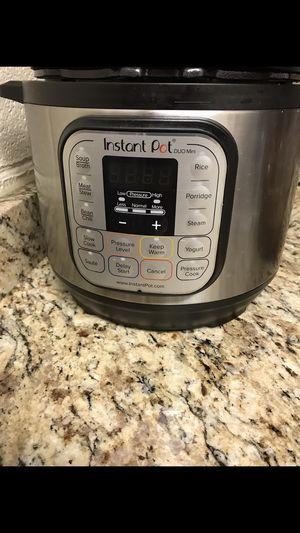 Instant pot for Sale in Salt Lake City, UT