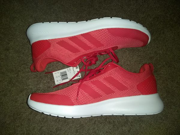 separation shoes 197c8 fe5cd Adidas Element Race Running (DB1451) Athletic Sneakers Red White Size 13