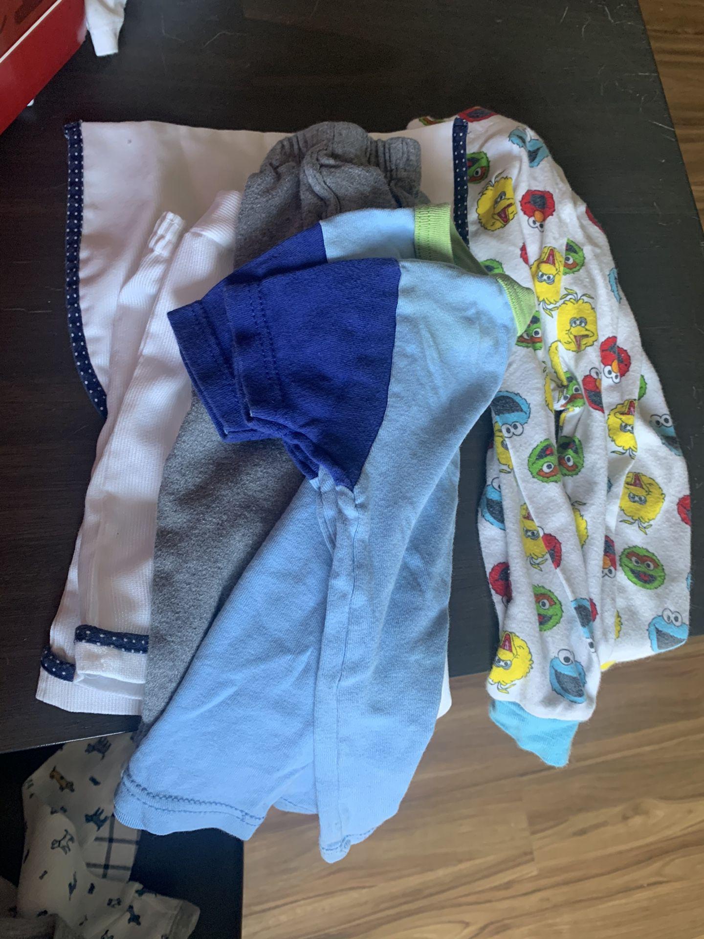 Boy Clothes Size 24M-3T