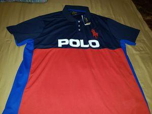 Photo Ralph Lauren XXL Polo Performance shirt.