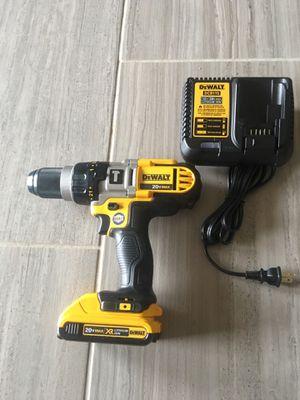 Dewalt 3-speed hammer drill for sale  Broken Arrow, OK