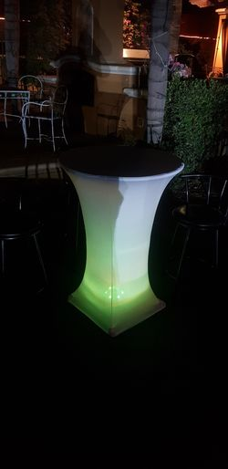 COCKTAIL TABLES HEATER BENCHES ARTIFICIAL GRASS LIGHTS Thumbnail