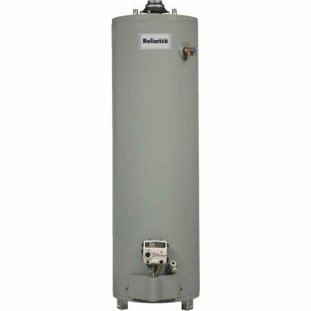 New Reliance 6  Gallon Short Natural Gas Water Heater