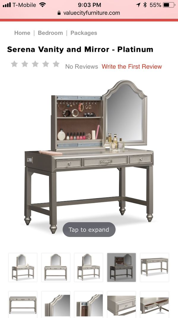 Mirror Vanity For Sale In Orland Park Il Offerup
