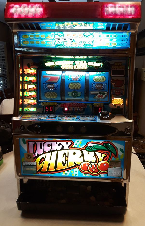 Lucky Cherry Slot Machine