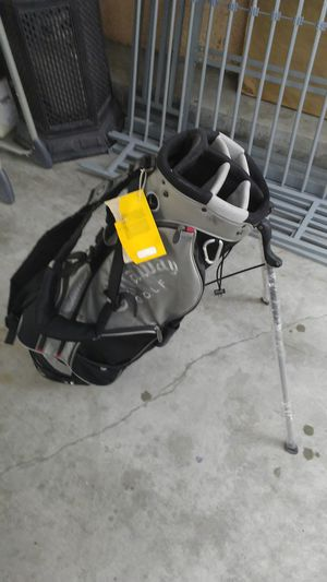 Callaway golf bag make me an offer for Sale in Los Angeles, CA