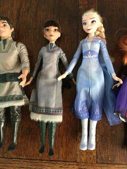 """Movie Frozen 12"""" Dolls Thumbnail"""