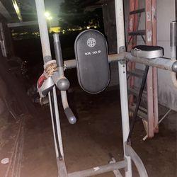 Gym Equipment Thumbnail