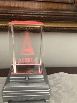 Anaheim angels glass light Thumbnail