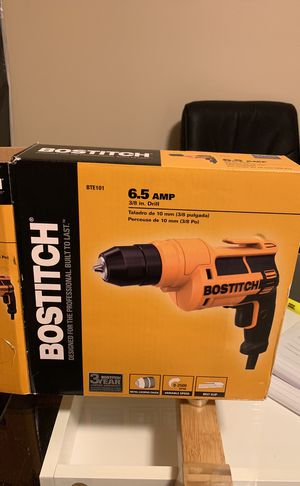 Bostitch Drill for Sale in Rockville, MD