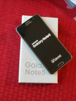 Samsung Galaxy Note 5 , 32GB. Unlocked . Excellent condition ( as like New ) for Sale in Springfield, VA