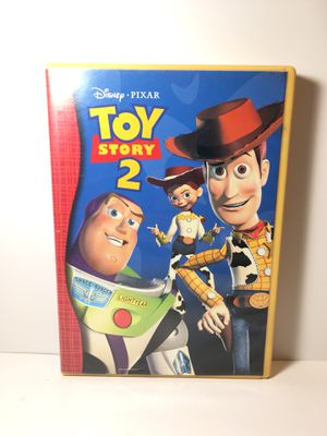 DISNEY PIXAR Toy Story 2: Read-Along STORYBOOK CASSETTE AND CD for Sale in Norwalk, CA