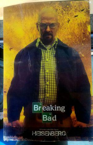 Threezero Breaking Bad Heisenberg 1/6 Figure for Sale in Bell, CA