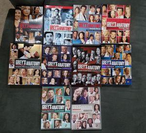 Grey's Anatomy DVD Collection for Sale in Stone Ridge, VA