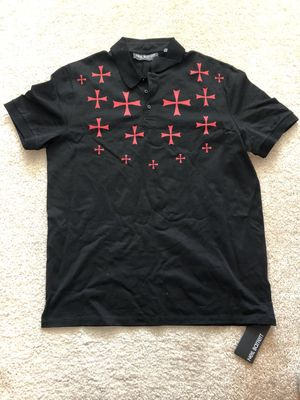 Neil Barrett polo shirts size L brand new for Sale in Arlington, VA