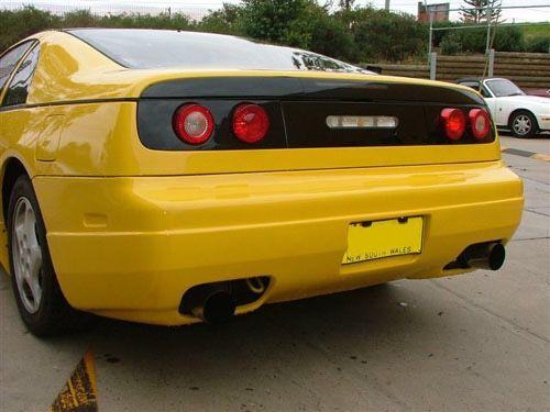 300zx Ferrari Style Tail Lights
